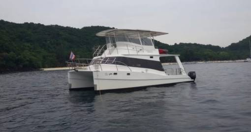 Private Dive Boat