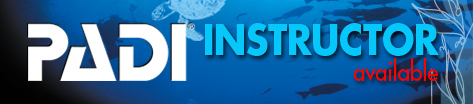 Private PADI digital underwater Photography Diving course available