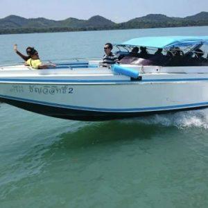 Phuket Private Speedboat charter trips in phuket