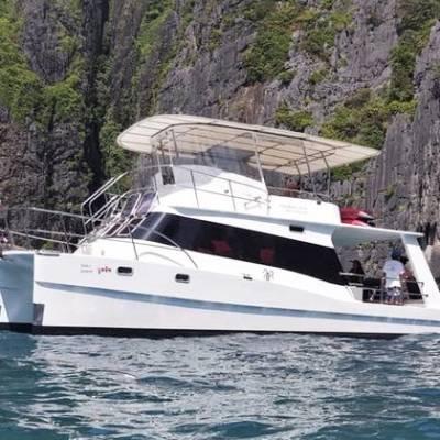 Catamaran Boat Phuket Tours