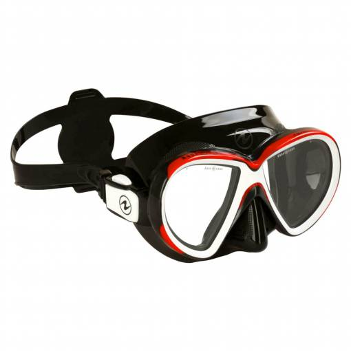 Aqualung Reveal X2 diving mask Black Red