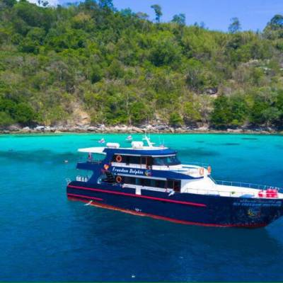 Racha Noi scuba Diving boat