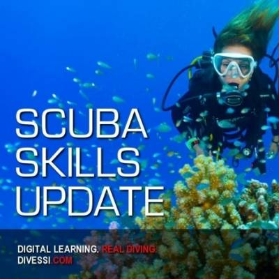 Refresher course - diving in Phuket