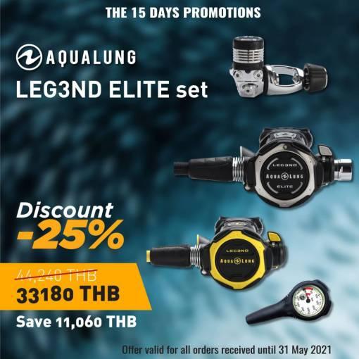 regulator Elite set - 25 % discount sale