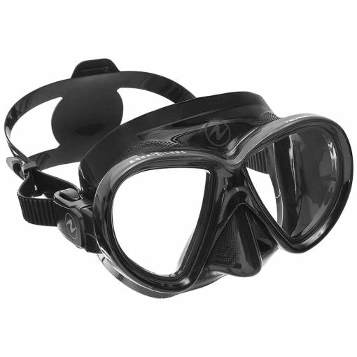 Aqualung Reveal X2 diving mask clear Black