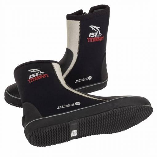 Dive boots IST 5MM Titanium
