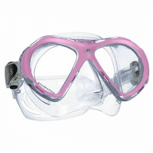 SCUBAPRO Spectra 2 dive mask - Clear Pink - X24.851.710