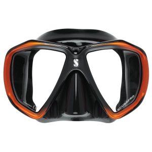 SCUBAPRO Spectra dive mask - Black Bronze - X24.847