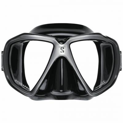 SCUBAPRO Spectra dive mask - Black Silver - X24.847