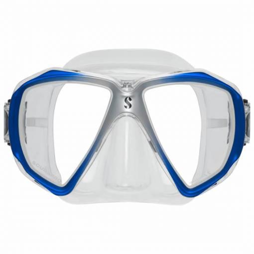 SCUBAPRO Spectra dive mask - Clear Silver - X24.847