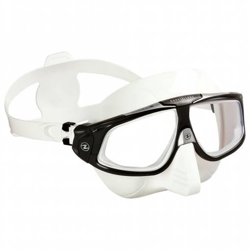Aqualung SPHERA X diving mask Silicone White Black