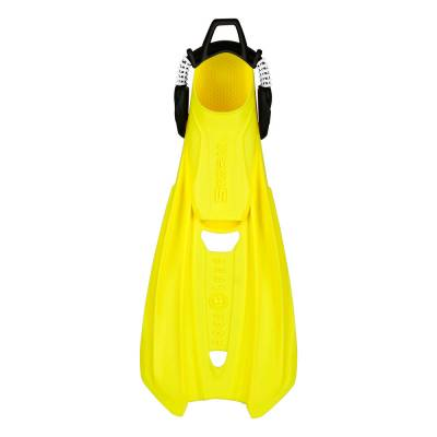 Aqualung Storm diving fins Hot Lime
