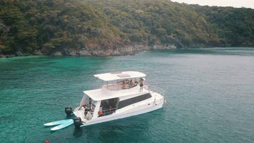 Phuket Sunset Cruise Catamaran