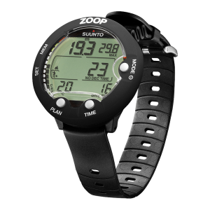 SUUNTO ZOOP wrist BLACK by Phuket Dive Tours