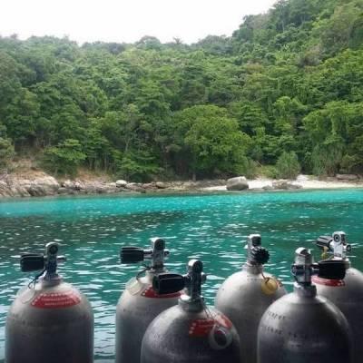 Racha Yai scuba diving Day trip to Racha Yai with Phuket Dive Tours