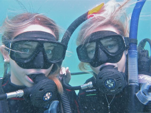 scuba diving for first time beginners phuket dive tours