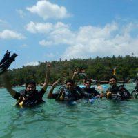 Scuba Diving for Beginners at Kata Beach Phuket