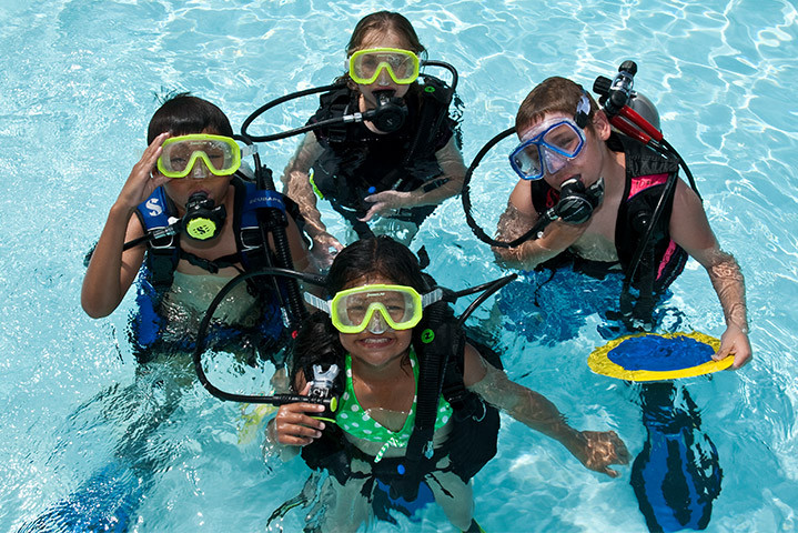 Scuba Rangers Scuba Diving for Children