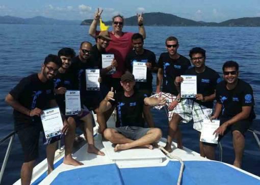 padi open water diver manual free download