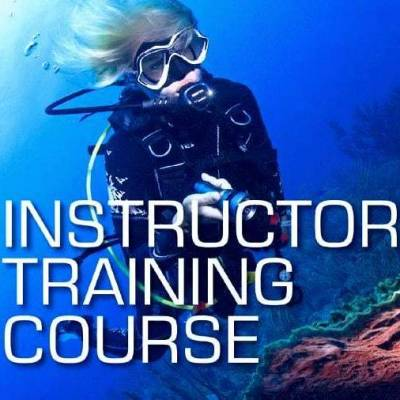 Scuba Instructor training course Thailand
