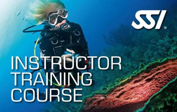 Scuba Instructor training course phuket