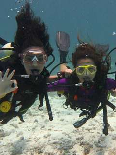 Scuba diving in Racha Yai with Phuket Dive Tours