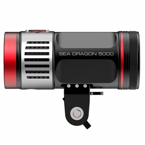 Sealife Dragon 5000 underwater camera strobe