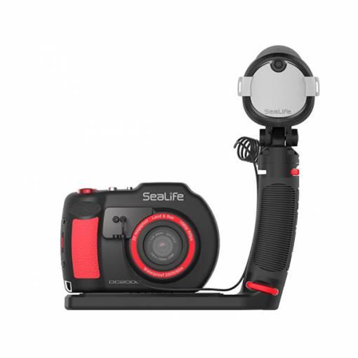Sea Dragon Digital underwater camera Universal flash head unit