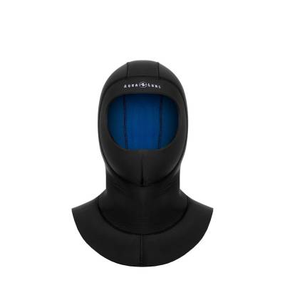 Aqualung Seawave full hood diving head protection