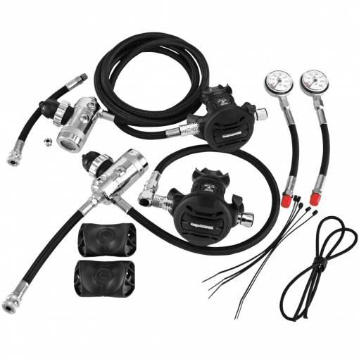 Apeks Side mount Regulator Set XTX50 Discounted price 4600 Thb
