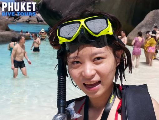 similan islands snorkeling