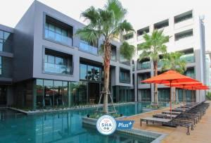 Sugar Marina Resort Surf Kata Beach Phuket SHA Plus