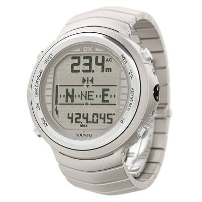 Suunto Dx silver Titanium on sale in Phuket