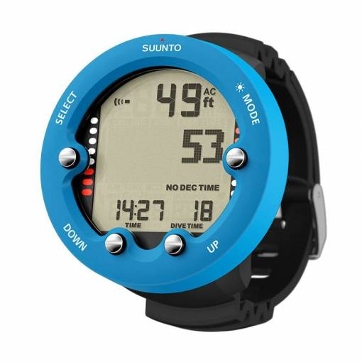 Suunto Novo blue available in Phuket