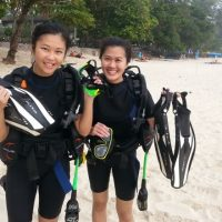 Kata Beach scuba Diving