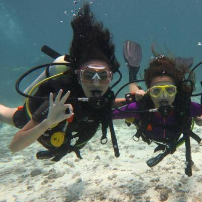 learn scuba diving with phuket dive tours