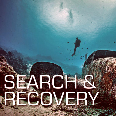Underwater Search and Recovery Scuba diving Course in Phuket