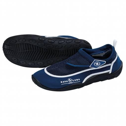 Venice Beach water shoes blue white