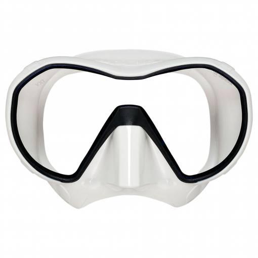 Apeks VX1 new Scuba mask White - Phuket Dive Tours