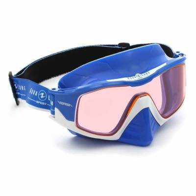 Versa mask Pink Blue White