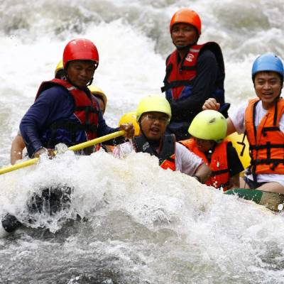 White Water Rafting tour - Phuket Dive Tours