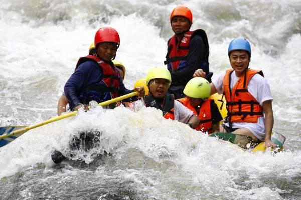 White Water Rafting tour - Phuket Dive Tours
