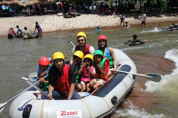 White Water Rafting tours by Phuket Dive Tours 01
