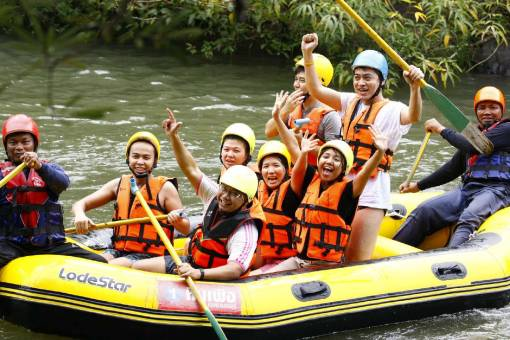 White Water Rafting tours by Phuket Dive Tours 02