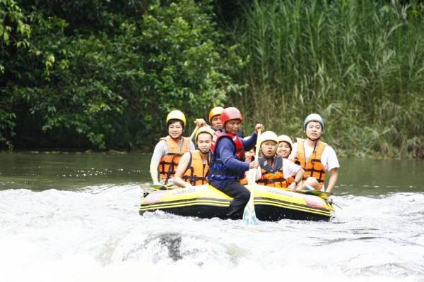 White Water Rafting tours by Phuket Dive Tours 03