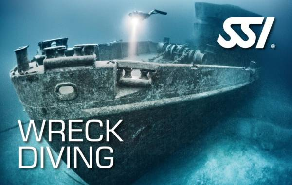 Wreck Diving course Phuket