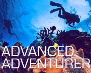 advanced adventure scuba diving course in phuket