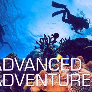advanced adventure scuba diving course in phuket