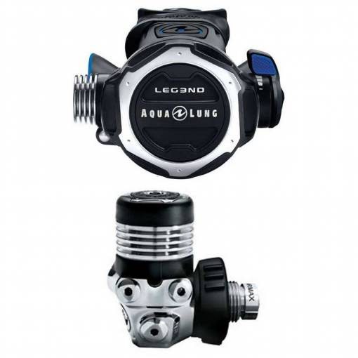 Aqualung leg3nd 1st & 2nd stage Din scuba diving regulator