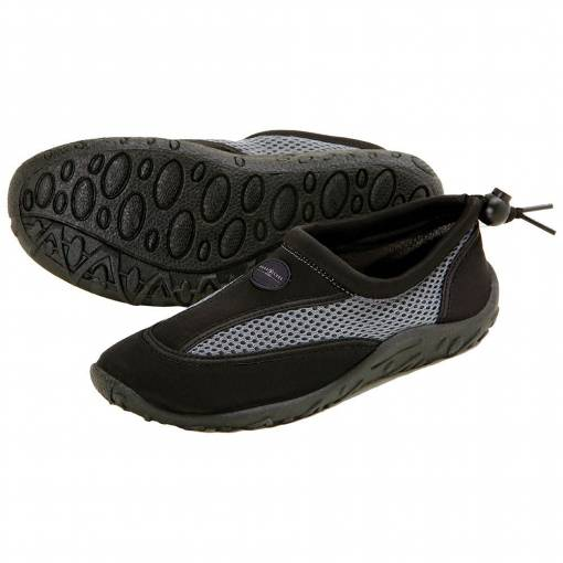 Aqualung Sport Cancun Beach water shoes Black Grey